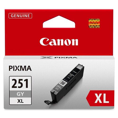 Canon 251GY XL Inkjet Cartridge