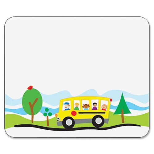 Carson-Dellosa Publishing School Bus Name Tags