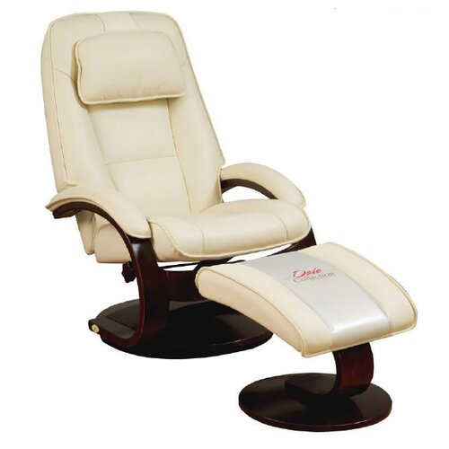 Mac Motion Swivel Recliner and Ottoman
