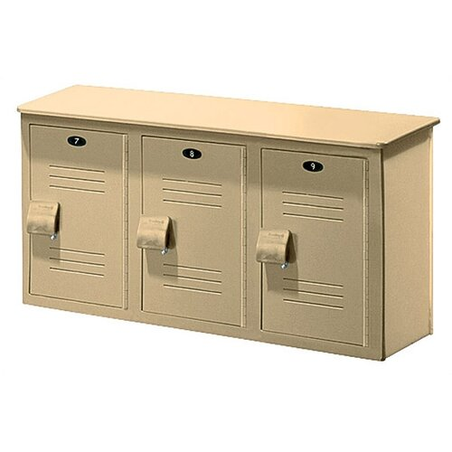 Lenox Plastic Lockers Lenox Locker Bench - 3 Ft