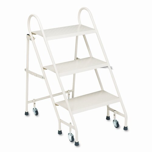 Cramer Industries, Inc. Cramer 3-Step Folding Step Stool