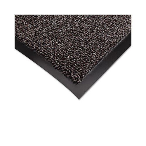 "CROWN MATS & MATTING                               Walk-A-Way Indoor Wiper Mat, Olefin, 48"" x 72"""