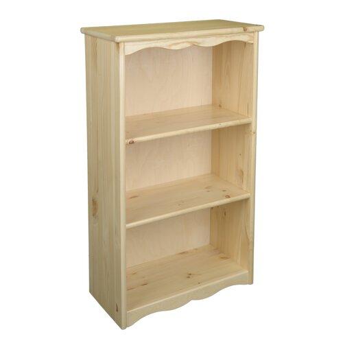 "Little Colorado Traditional Child's 40"" Bookcase"