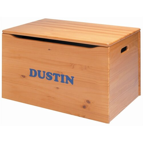 Little Colorado Personalized Toy Chest