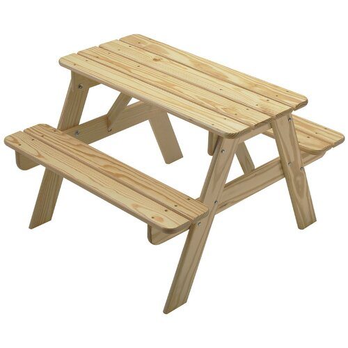Little Colorado Kids 39 Picnic Table Reviews Wayfair