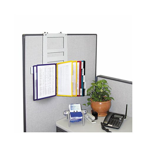 Durable Office Products Corp. Vario Reference Partition Wall System, 10 Panels