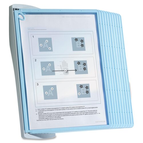 Durable Office Products Corp. Wall Reference System
