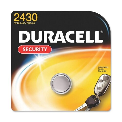 Duracell Lithium Medical Battery, 3 Volt
