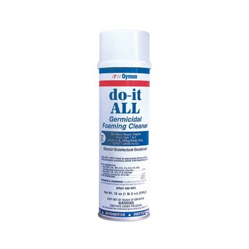 Dymon do-it-ALL™ Germicidal Foaming Cleaner - do-it-all germicidal cleaner