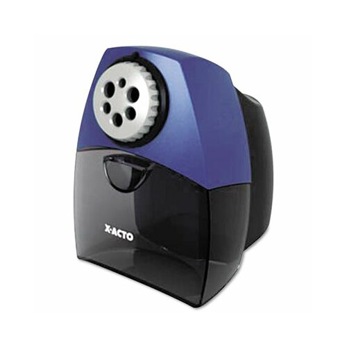 Elmer's Products Inc Teacher Pro Electric Pencil Sharpener, Black