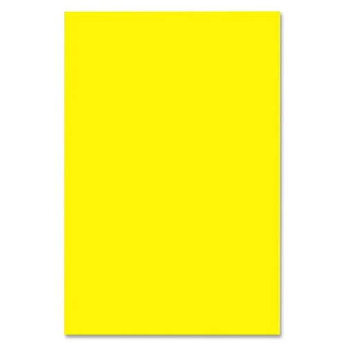 "Elmer's Products Inc Colored Foam Boards, Rigid, Lightweight, 20""x30"", Yellow"