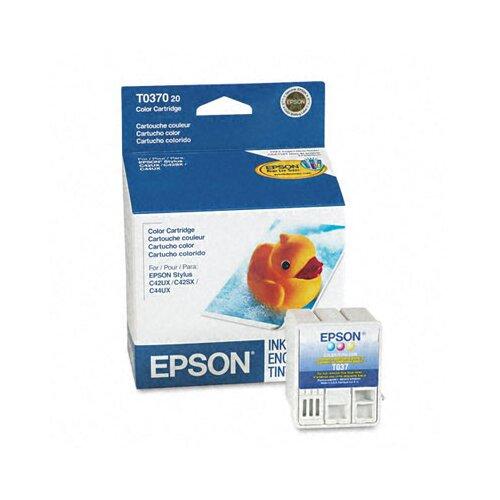 Epson America Inc. T037020 Inkjet Cartridge, Tri-Color