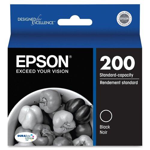 Epson America Inc. T200120 Black Ink Cartridge