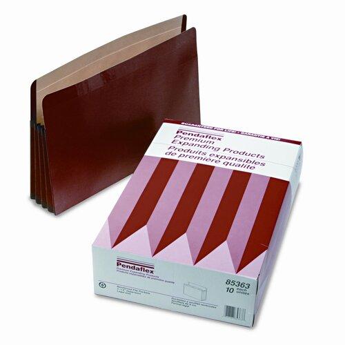 Pendaflex® Premium Expansion File, 10/Box