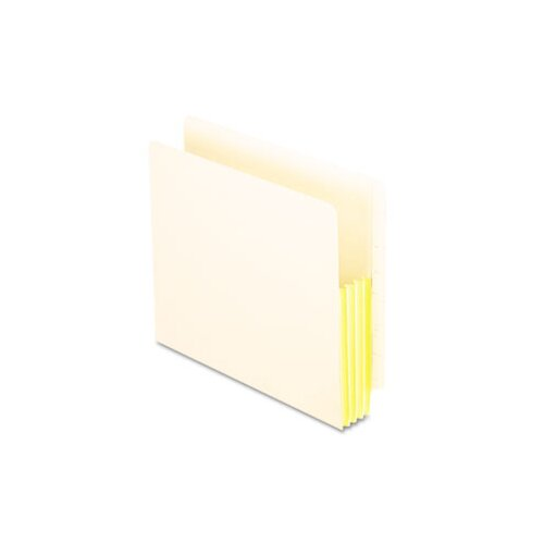 "Esselte Pendaflex Corporation Five"" Expansion File, 10 Pockets, Straight Cut, Letter, 10/Box"