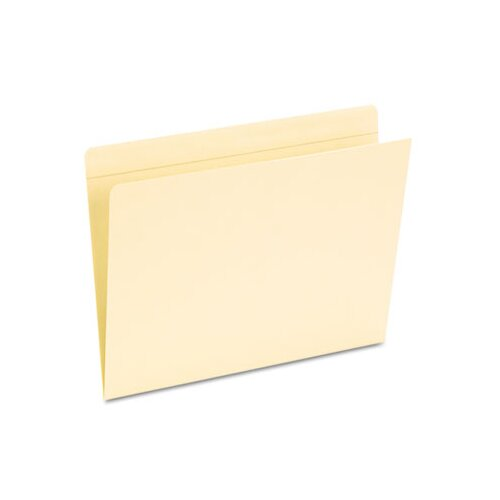 Esselte Pendaflex Corporation Pocket Folders, Straight Cut, Top Tab, Letter, 50/Box