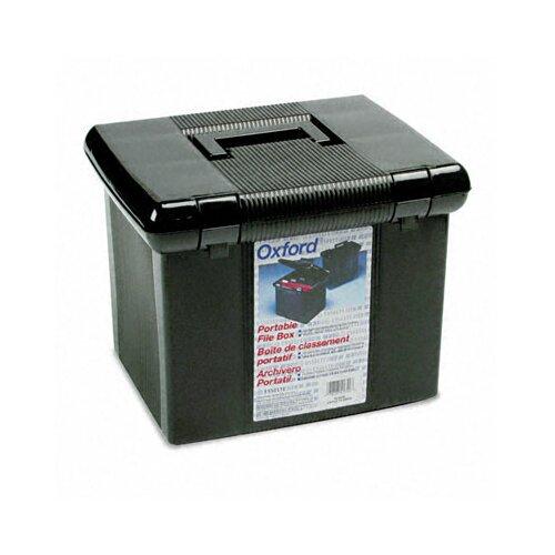 Esselte Pendaflex Corporation Portafile File Storage Box, Letter, Plastic, 11 X 14 X 11-1/8