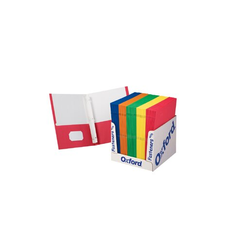Esselte Pendaflex Corporation School Grade Twin Pocket Folders