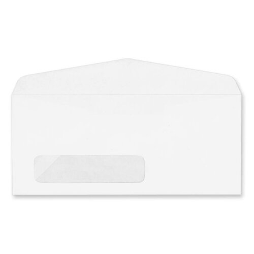 Esselte Pendaflex Corporation Plain Business Window Envelope (80 Per Box)