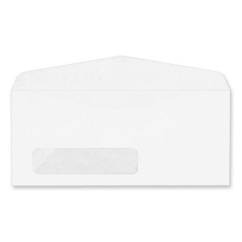 Esselte Pendaflex Corporation Plain Business Window Envelope (80 Per Box)