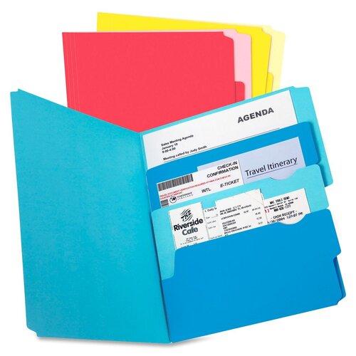 Esselte Pendaflex Corporation Multi Section File Folder
