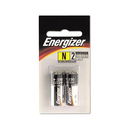 Energizer® Watch/Electronic/Specialty Batteries, N, 2/pack
