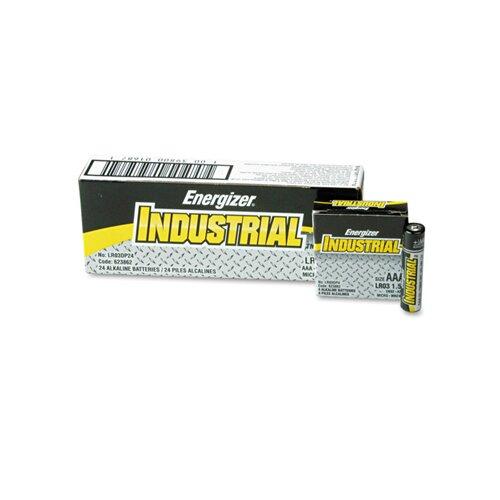 Energizer® Industrial AAA Alkaline Batteries