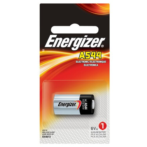Energizer® 6 Volt Photo Battery