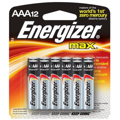 Energizer® AAA Alkaline Battery