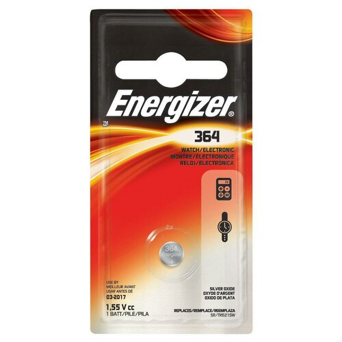 Energizer® 364 Watch and Calculator Battery