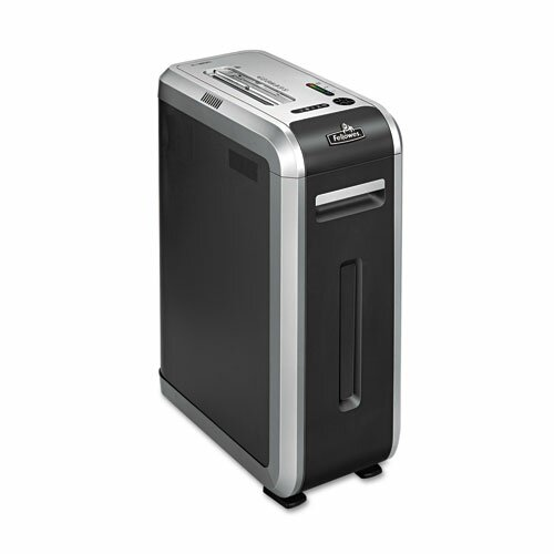 Fellowes Mfg. Co. Fellowes® Intellishred™ C-120Ci Heavy-Duty 18 Sheet Cross-Cut Shredder