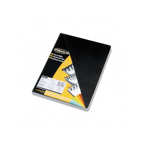 Fellowes Mfg. Co. Executive Presentation Binding System Covers, 50/Pack