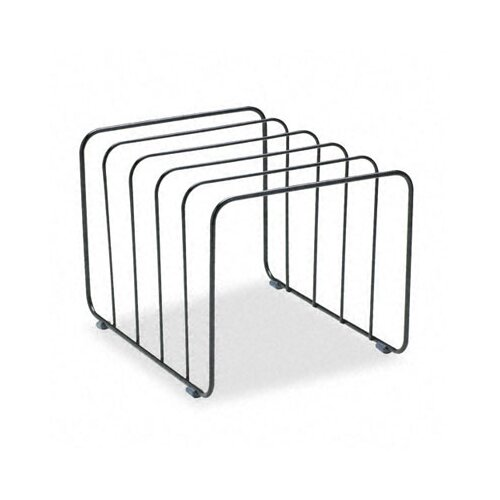 Fellowes Mfg. Co. Wire Vertical File, Five Sections