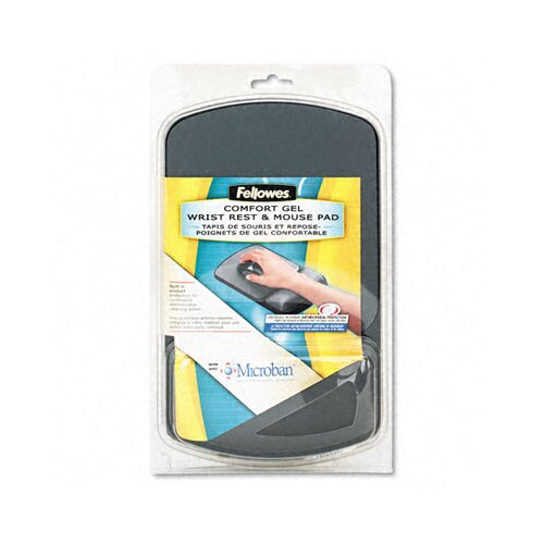 Fellowes Mfg. Co. Fellows® Microban®  Wrist Support