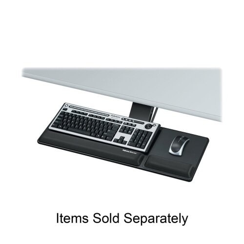 Fellowes Mfg. Co. Designer Suites Compact Keyboard Tray