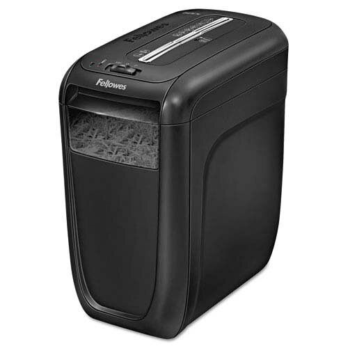 Fellowes Mfg. Co. 10 Sheet Duty Cross-Cut Shredder