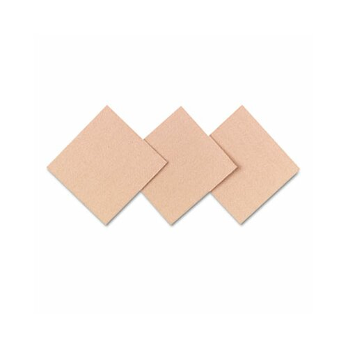 """First Aid Only™ Moleskin/Blister Protection, 2"""" Squares, 10/Box"""
