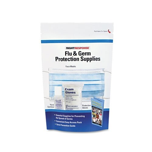 First Aid Only™ Flu-Germ Protection Kit (7 Pieces)