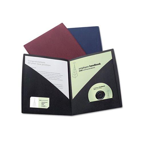 GBC® Impact Designer Two-Pocket Folder