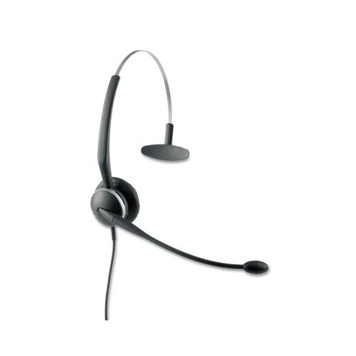 GN NETCOM GN 2120 Cord Flex Mono Over-Head Telephone Headset