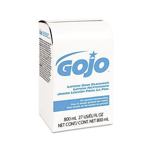 GOJO Industries Lotion Skin Cleanser Refill - 800 ml / 12 per Carton