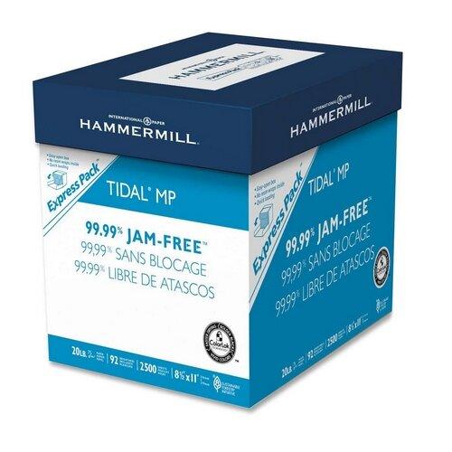 Hammermill Tidal Mp Paper Express Pack, 92 Brightness, 20Lb, 2500/Carton
