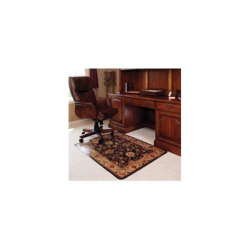 Deflect-O Corporation Caper Low Pile Carpet Chair Mat