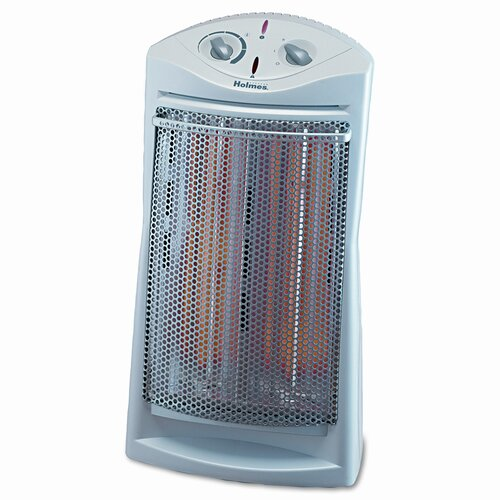 Holmes® Holmes Prismatic Quartz 1,000 Watt Tower Electric Space Heater with Auto Shut-Off