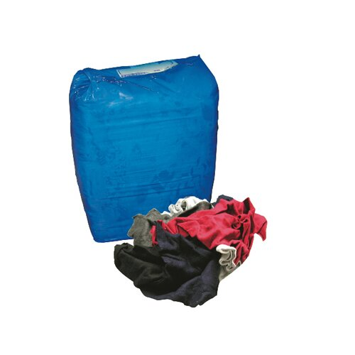 Hospital Specialty Polo T-Shirt Rags in Assorted Colors