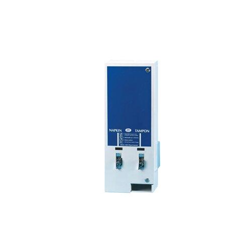 Hospital Specialty Electronic Vendor Dual Sanitary Napkin / Tampon Dispenser