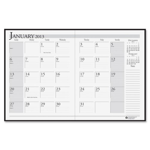 House of Doolittle Economy Monthly Appointment Planner