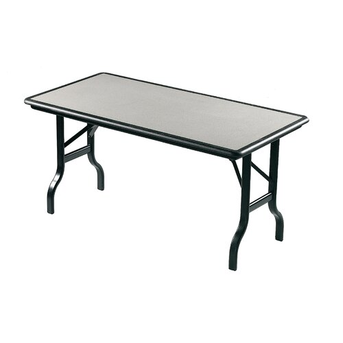 "Iceberg Enterprises Iceberg Indestruc-Tables Too™ 96"" Rectangular Folding Table"