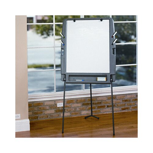 Iceberg Enterprises Portable Flipchart Easel with Dry Erase Surface