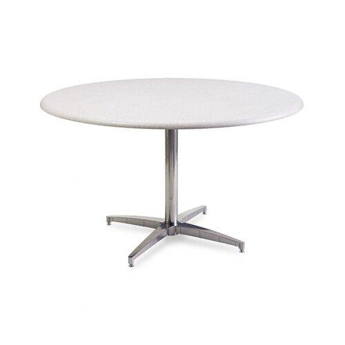 """Iceberg Enterprises Officeworks Round Table Top, 48"""" Diameter"""